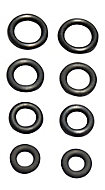 Plumbsure Rubber O ring, Pack of 8