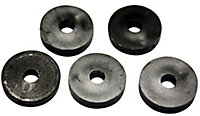 Plumbsure Rubber Tap Washer, Pack of 5