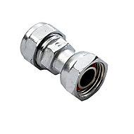 Plumbsure Tap connector, (L)48mm