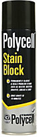 Polycell Stain block paint, 500ml