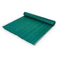 Polyethylene (PE) Green Garden screen (H)1.2m (W)10m