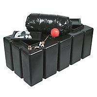 Polytank 227L Cold water loft tank, (L)1190mm (W)610mm (H)500mm