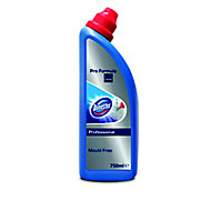 Professional Mould & mildew remover, 0.75L Bottle