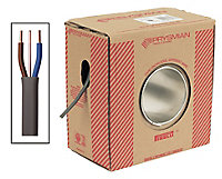Prysmian 6242Y 3 core 2.5mm² Twin & earth cable, 100m