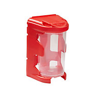 QuestSystem Q2 Red Small Organiser bin