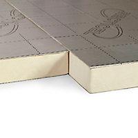Recticel Instafit Polyurethane Insulation board (L)1.2m (W)0.45m (T)50mm of 1