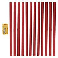 Red Carpenter Pencil, Pack of 12