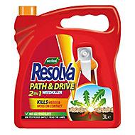 Resolva Path & Drive Weed killer 3L