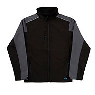 Rigour Black Waterproof jacket Small