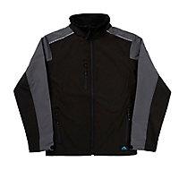 Rigour Black Waterproof jacket X Small