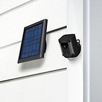 Ring Black Solar panel
