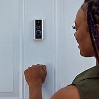 Ring Security Door view camera