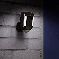 Ring Spotlight camera, Black