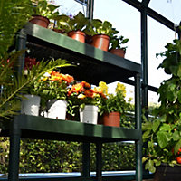 Rion 2 tier Greenhouse staging