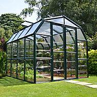 Rion Grand Gardner 8x8 Acrylic Barn Greenhouse