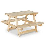 Rockall Wooden Table