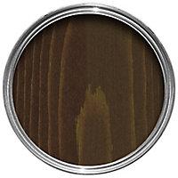 Ronseal Dark oak Satin Wood stain, 0.75L