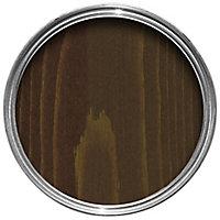 Ronseal Dark oak Satin Wood stain, 250ml