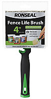 "Ronseal Fence life 4"" Paint brush"