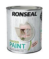Ronseal Garden Cherry blossom Matt Metal & wood paint, 750ml