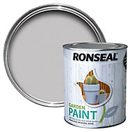 Ronseal Garden Pebble Matt Metal & wood paint, 750ml