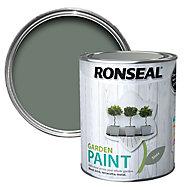 Ronseal Garden Slate Matt Metal & wood paint, 750ml
