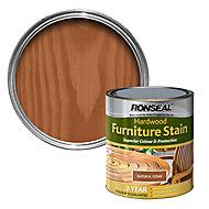 Ronseal Hardwood Natural cedar Furniture Wood stain, 750ml