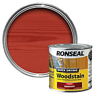 Ronseal Mahogany Gloss Wood stain, 250ml