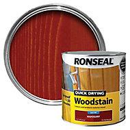 Ronseal Mahogany Satin Wood stain, 2.5