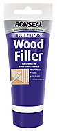 Ronseal Multi purpose Dark Ready mixed Wood Filler 325g
