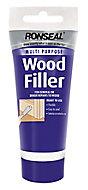 Ronseal Multi purpose Light Ready mixed Light wood Filler 100g