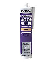 Ronseal Multi purpose Light Ready mixed Wood Filler