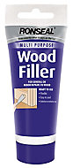 Ronseal Multi purpose Medium Ready mixed Wood Filler 325g