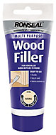 Ronseal Multi purpose Natural Ready mixed Wood Filler 325g