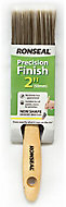 "Ronseal Precision finish 2"" Fine tip Flat Paint brush"
