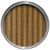 Ronseal Ultimate Dark oak Matt Decking Wood stain, 5L