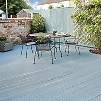 Ronseal Ultimate protection Matt slate Decking paint, 5L