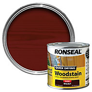 Ronseal Walnut Gloss Wood stain, 250ml