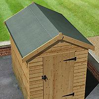 Roof pro Green Shed felt, (L)10m (W)1m