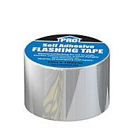 Roof pro Silver Flashing Tape (L)10m (W)100mm