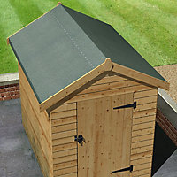 Roof pro Super Green Shed felt, (L)10m (W)1m