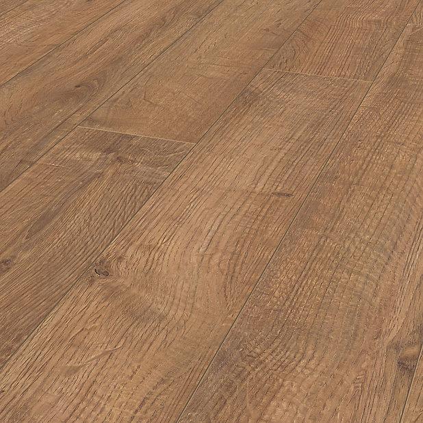 Rostock Oak Effect Laminate Flooring 1, Real Wood Effect Laminate Flooring