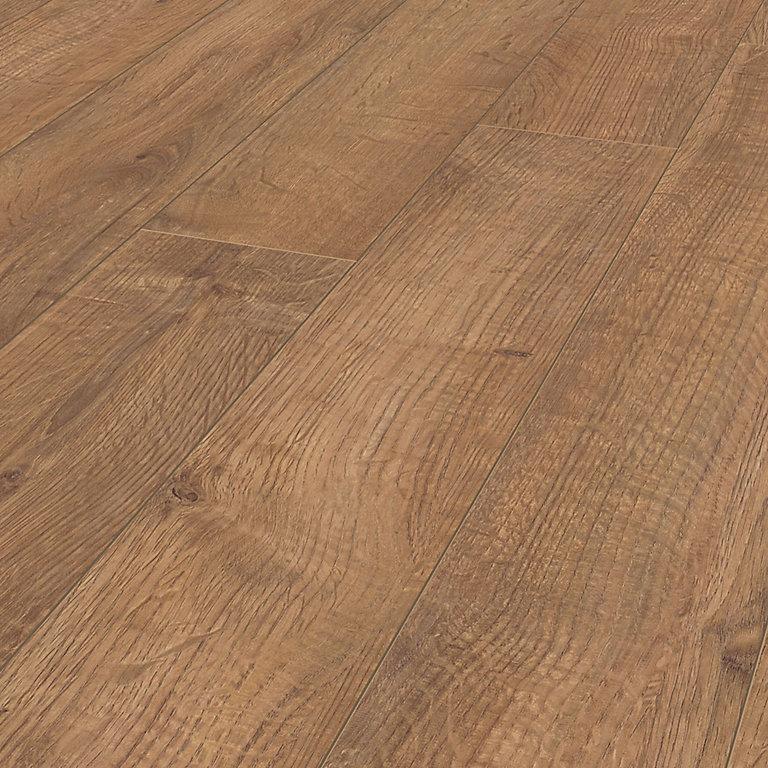 Rostock Oak Effect Laminate Flooring 1, How Many Planks In A Pack Of Laminate Flooring