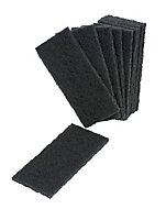 Rothenberger Rovlies Black Wash pad, Pack of 10