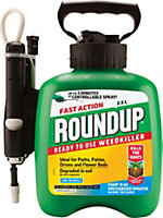 Roundup Fast Action Ready to use Weed killer 2.5L