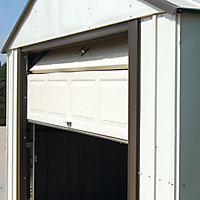 Rowlinson 17x12 Murryhill Metal Garage - Assembly service included