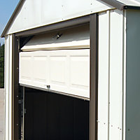 Rowlinson 31x12 Murryhill Metal Garage - Assembly service included