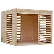 Rowlinson Carmen Wooden Pavilion