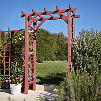 Rowlinson Square top Softwood Arch
