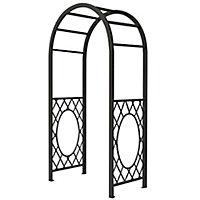 Rowlinson Wrenbury Round top Steel Arch